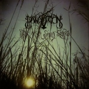 "Image of Panopticon/When Bitter Spring Sleeps ""Split"" CD"