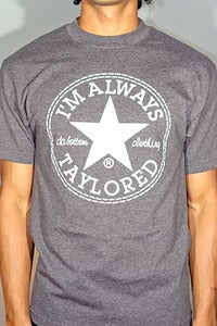 Image of Always Taylored (Charcoal Heather)