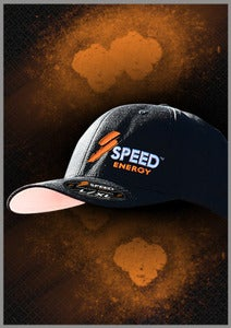 SPEED Energy Fitted Hat