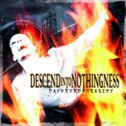 Image of Descend Into Nothingness - Darkened Reality CD + bonus CD