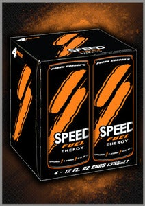 FUEL 16oz 4 PACK