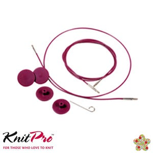 Image of Knit Pro - Cables para agujas intercambiables