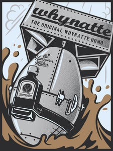 "Image of Whynatte ""The Hangover Maker"" Print (18x24)"