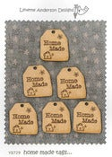 Image of Home Made tags