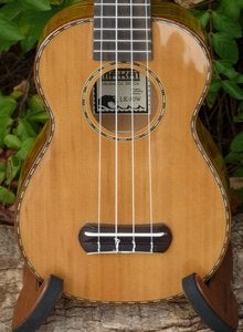 Image of Makai Solid Cedar/Willow Soprano