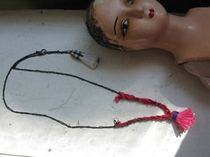 Image of Reversible Tassel Pendant