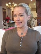 Image of As Seen on Kendra Wilkinson - Classic Monogram Pendant