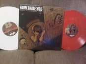 "Image of EXCLUSIVE COLOR and BLACK VINYL How Dare You ""the king the clown and the colonel""  $10-$12"