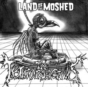 Image of LAND OF THE MOSHED CD