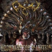 Image of NEW!!! ONICECTOMY - Drowning For Salvation CD