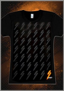 SPEED Energy Ladies Grid Tee