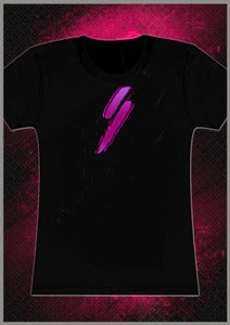SPEED Energy Ladies Foil Tee
