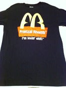 "Image of Frenzal ""McDonalds"" TShirt."