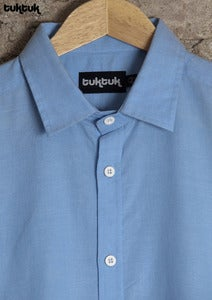 Image of Light Blue Chambray Shirt