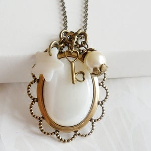Image of Melody Charm Necklace