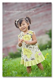 Image of Lucy's Little Flower Tunic & Dress