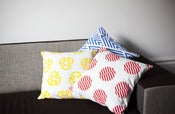 Image of 100% Cotton Printed Cushions