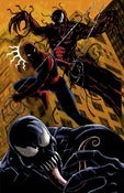 Image of SPIDERMAN VS VENOM VS CARNAGE