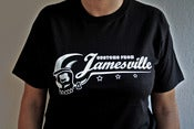 Image of JAMESVILLE WHITE T's