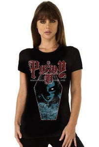 "Image of Piggy D. ""SKUNK ROCK 75"" Shirt GIRLS"