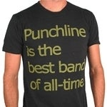Image of Punchline<br>'Best Band'<br>T-Shirt
