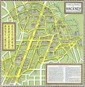 Image of The Map of the Treasures of Hackney (Limited Edition Print)