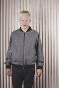 "Image of QASIMI - BOMBER JACKET  ""GILAD"" - WAS 445€"
