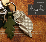 Image of MMMG X Maja Sten Keychain