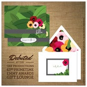 Image of Note Cards<BR>{Miss Poppy Style2}