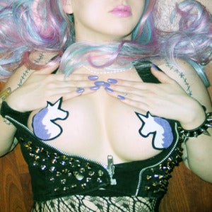 Image of UNICORN pasties