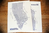 Image of Manhattan Set (Blue)