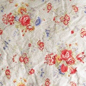 Image of Floral Posy Double Eiderdown