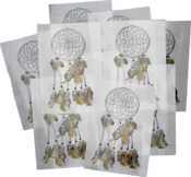 Image of SK8RATS Dreamcatcher Sticker Pack