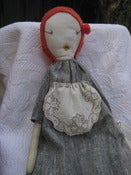 Image of Apron Rag Doll