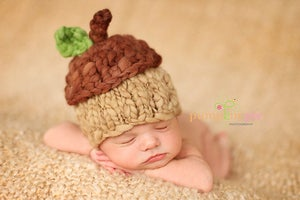 Image of Acorn Beanie