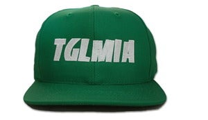 Image of TGL Team Snapback - Green