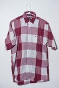 Image of Christian Dior Plaid Shirt