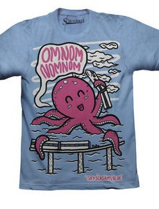 Image of Octopus vs Train Tee