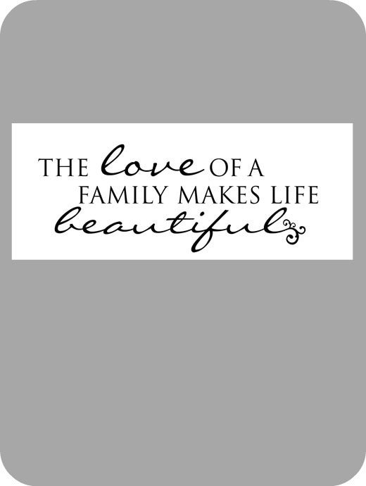 Image of The love of a family...