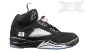 "Image of Air Jordan 5 ""Metallic"" Retro 2007 Ask for Pics"