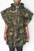 Image of Quilted Army Vest