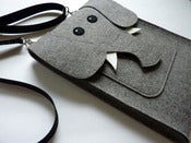 Image of Elephant - MacBook Pro 15 inch sleeve - MADE TO ORDER
