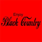 Image of Enjoy Black Country - available as Poster and T-shirt
