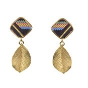 Image of Sue Earrings - Tribal