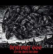 Image of DESTROYER 666 - To the Devil His Due CD