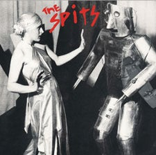 Image of The Spits &quot;Self Titled #3&quot; LP