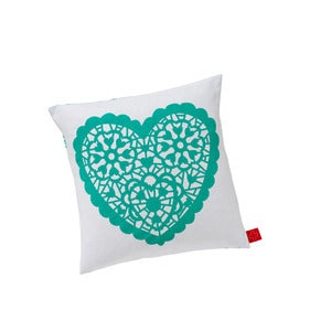 Image of scatter cushion - heart