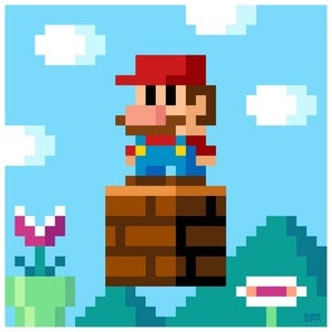 Image of Flow - Super Mario  
