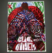 Image of The Black Angels Loft Tour Poster