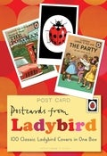 Image of POSTCARDS FROM LADYBIRD: 100 COVERS IN ONE BOX